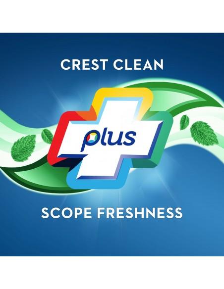 Отбеливающая зубная паста Crest Complete Multi-Benefit Whitening + Scope фото 6