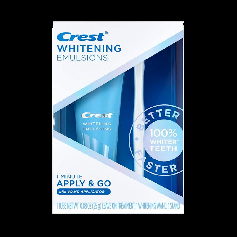 Отбеливающая эмульсия Crest Whitening Emulsions with Whitening Wand Applicator